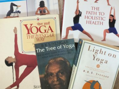 "YOGA ""BIBLE"" – ESSENTIAL BOOKS ON YOGA"