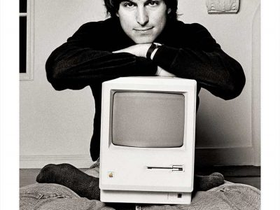 "STEVE JOBS, GEORGE HARRISON AND ""AUTOBIOGRAPHY OF A YOGI"""